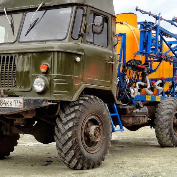 Опрыскиватель штанговый монтируемый ОМГ-2500-24-04Ф